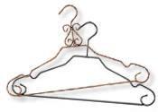 Store depot art culos y accesorios para tiendas y boutiques for Ganchos de aluminio para ropa